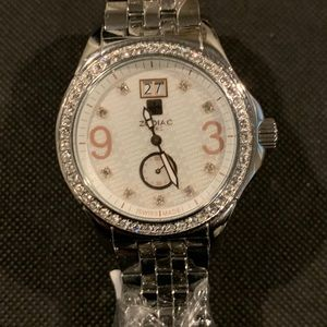 Zodiac Ladies Swiss Quartz Bracelet Watch